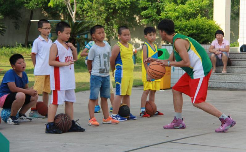 李秋平篮球培训加盟