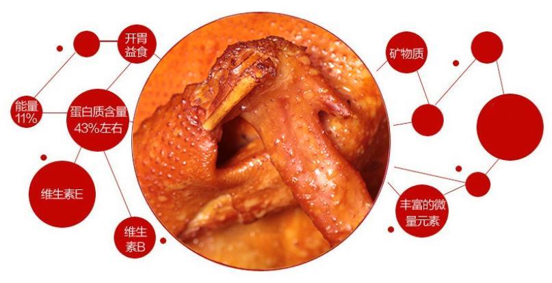 沟帮子熏鸡加盟