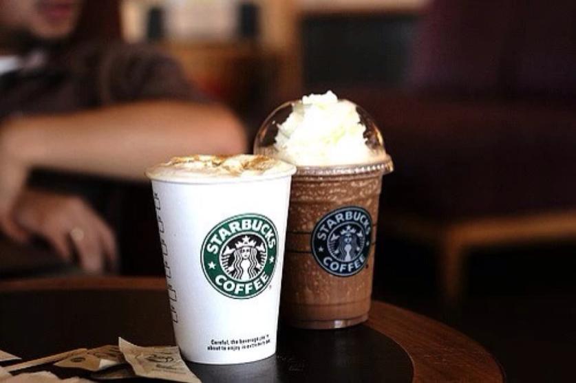 星巴克咖啡