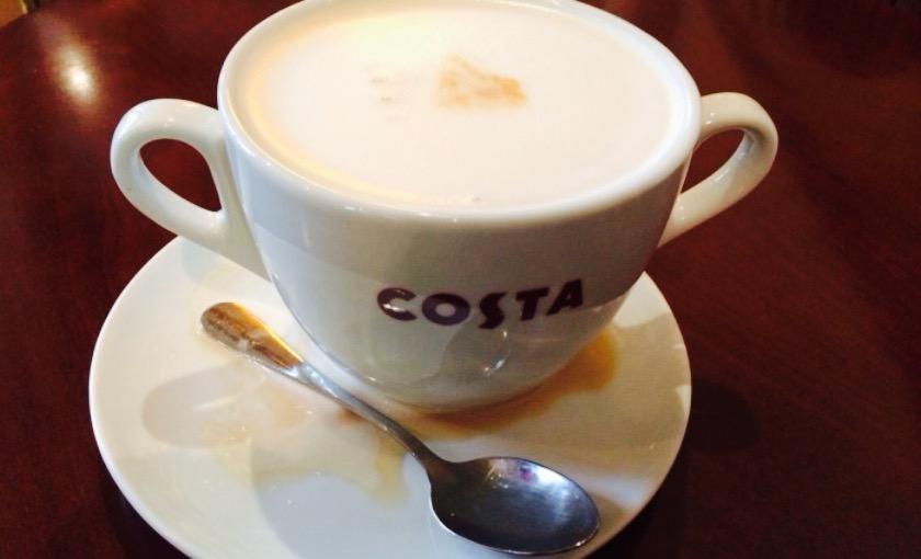 costa咖啡