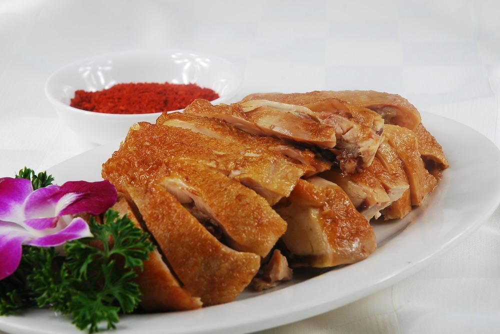 紫燕百味鸡