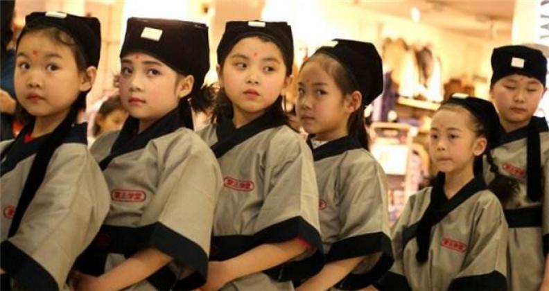 三千小童国学馆加盟