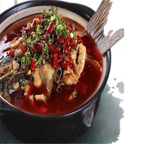 鼎味美蛙鱼头火锅