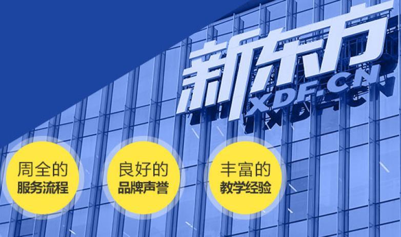 北京新东方泡泡少儿教育优势