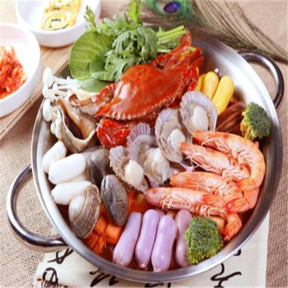 煮海海鲜火锅