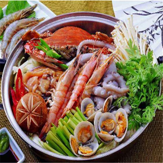 粤品阁海鲜火锅