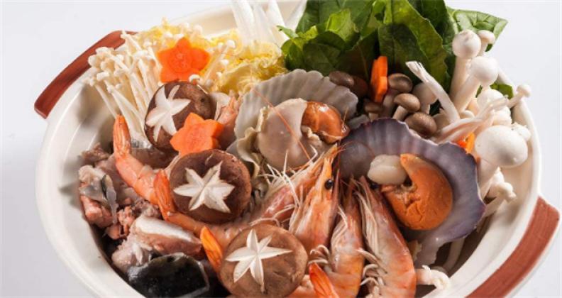 珍味鲜港式海鲜火锅加盟