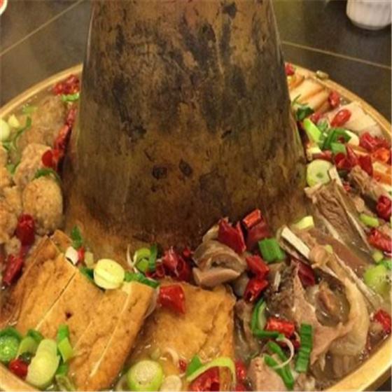 冠菌海鲜肥牛自助火锅