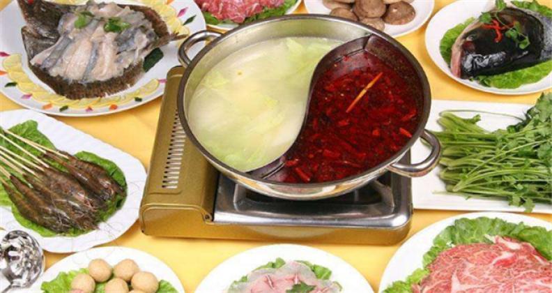 滏山汇海鲜火锅自助加盟