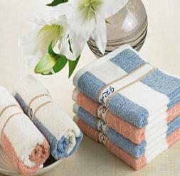 洁丽雅毛浴巾