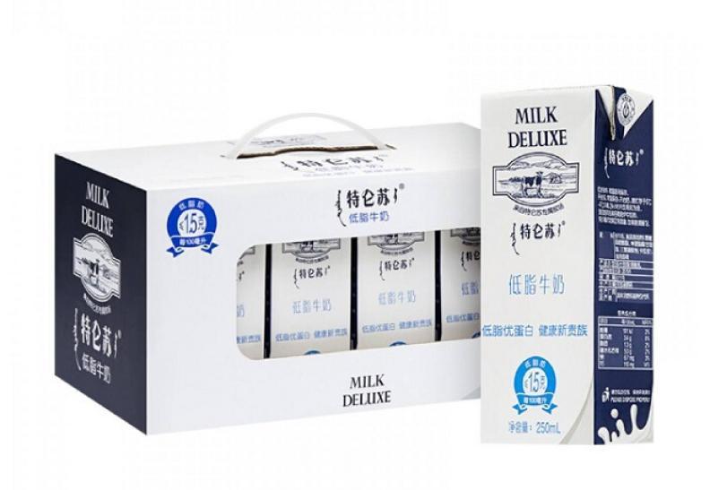 特仑苏牛奶加盟