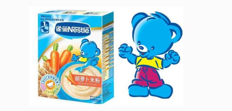 雀巢婴儿米粉加盟
