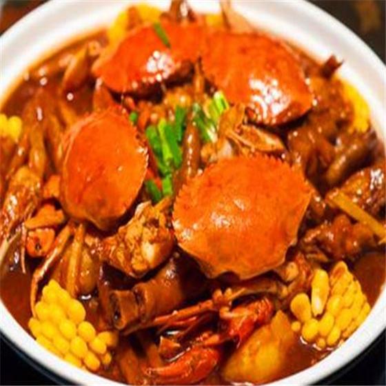 邂逅肉蟹煲火锅