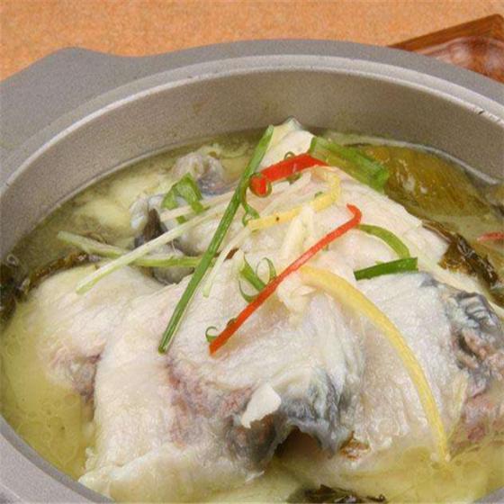 鱼线牵酸菜鱼米线
