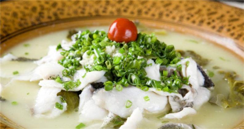 侯府酸菜鱼加盟