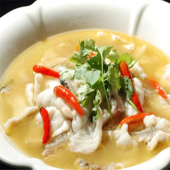 真味酸菜鱼火锅
