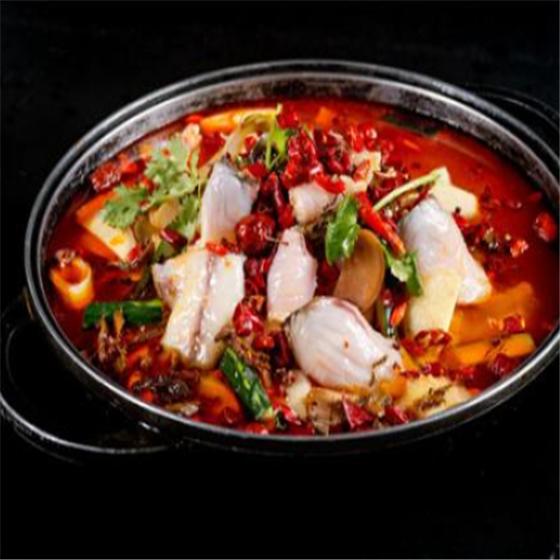 鱼米亲亲酸菜鱼米饭