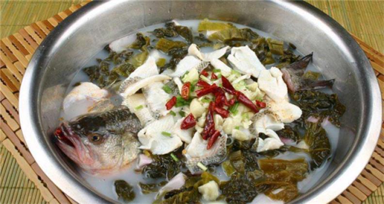 大二酸菜鱼加盟