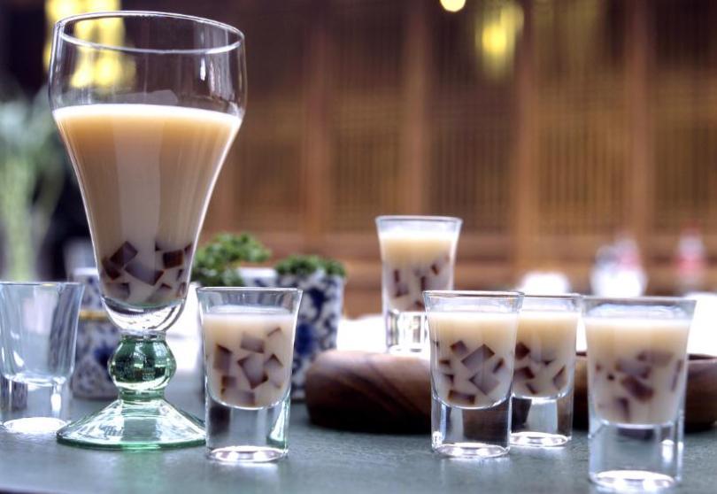 奶茶爱上粉加盟
