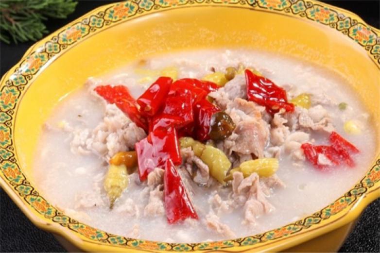 筑味贵州酸汤粉加盟