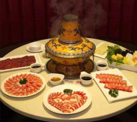 安答铜锅涮肉