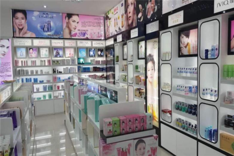 美妍化妆品加盟