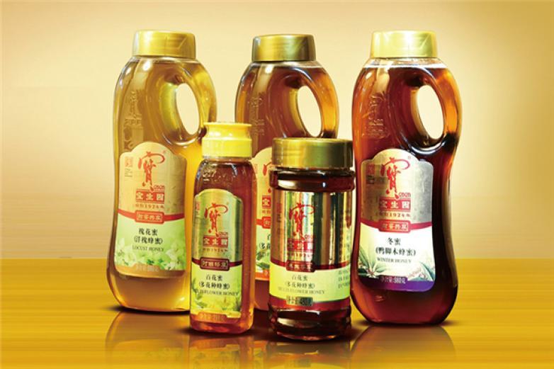 宝生园蜂蜜加盟