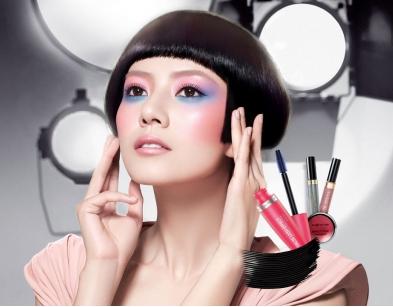 立面化妆品
