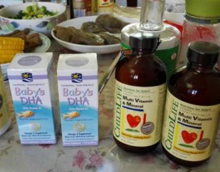 momo婴幼儿营养品