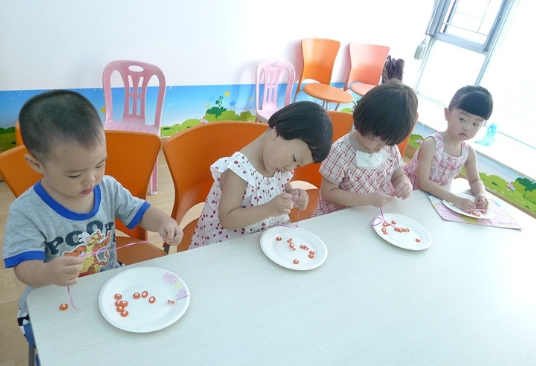 爱育幼童右脑开发
