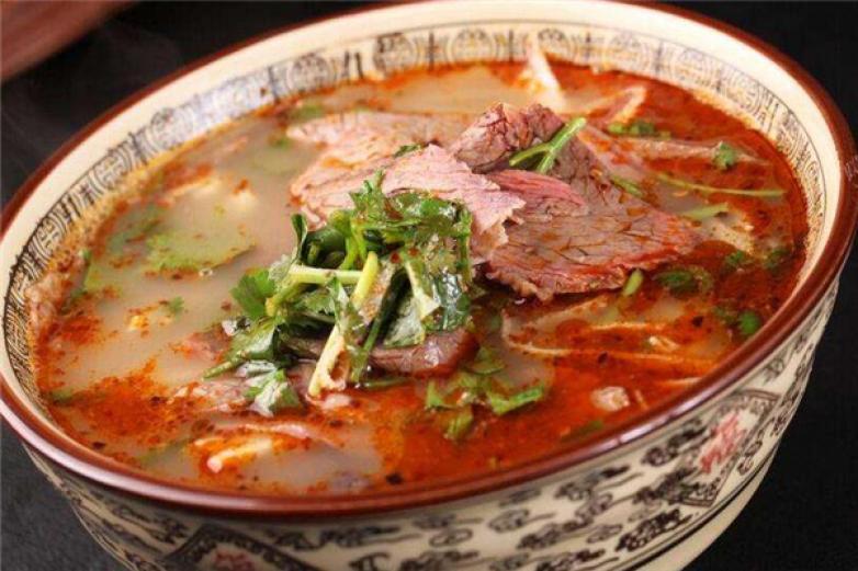 牛肉汤面加盟
