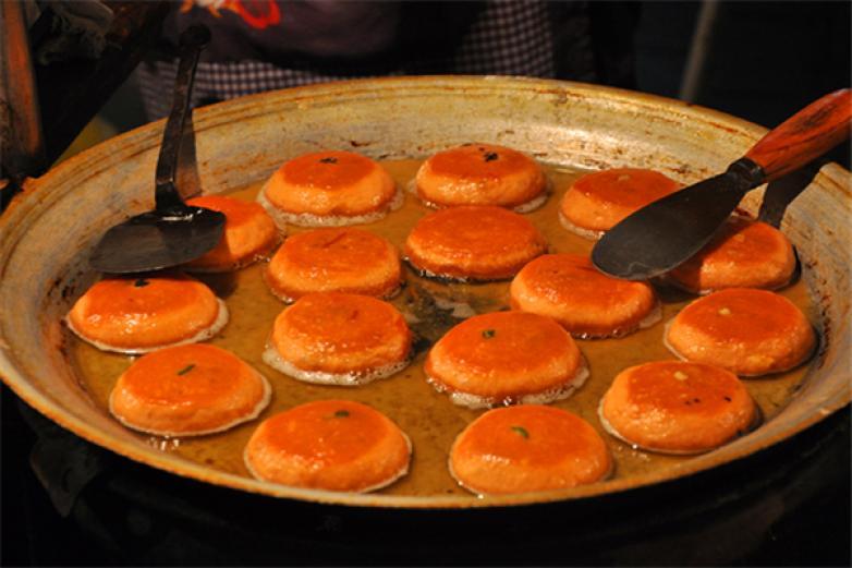 黄桂柿子饼加盟