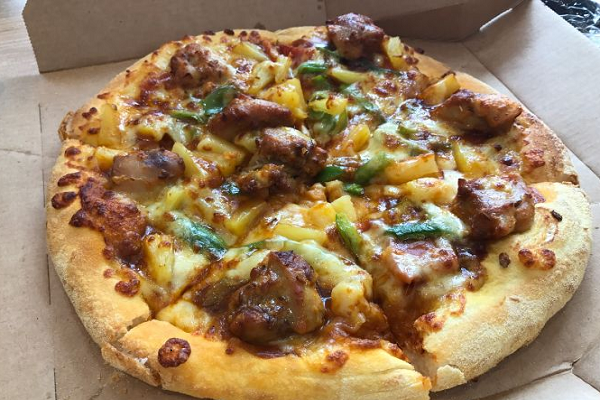 達美樂披薩