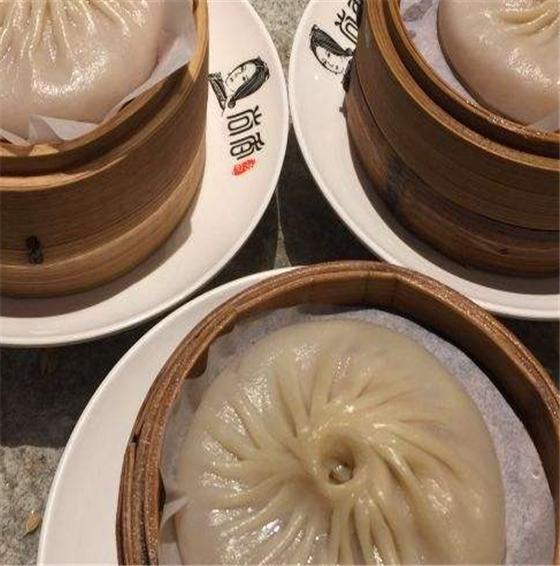 尚香蟹黄汤包