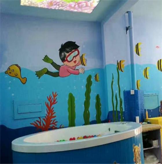 海娃娃国际水育早教
