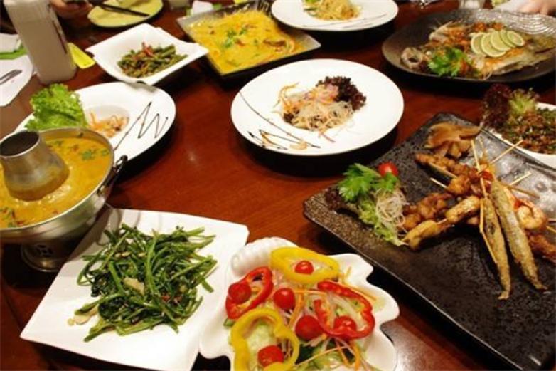 天泰泰国菜加盟