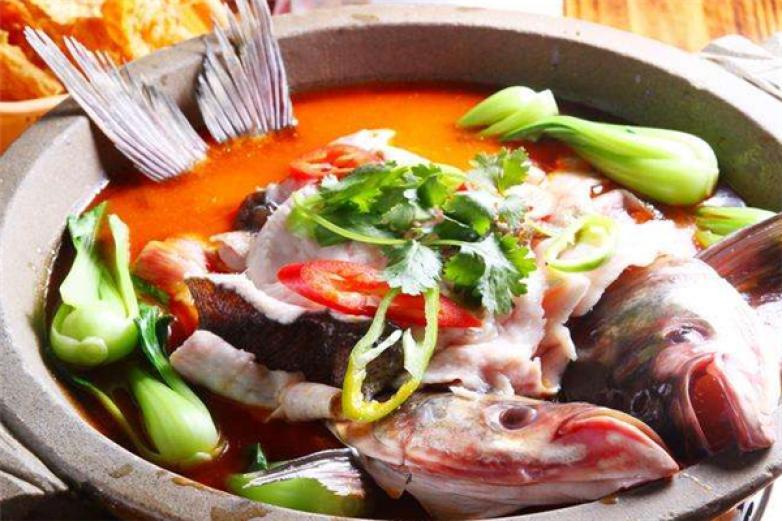 石锅鱼火锅加盟