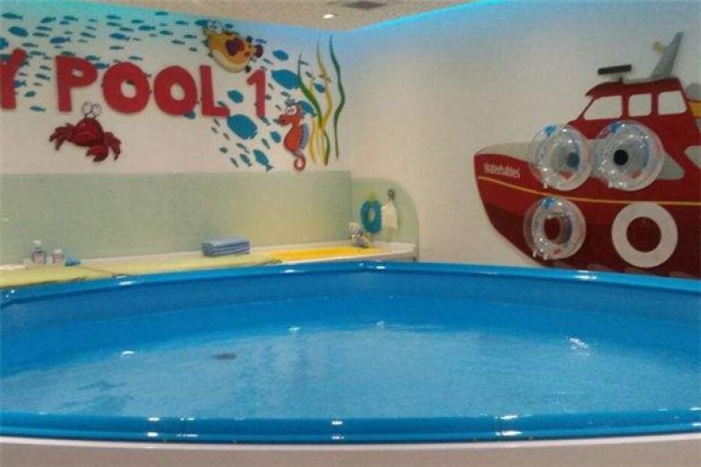 海娃娃国际水育早教加盟