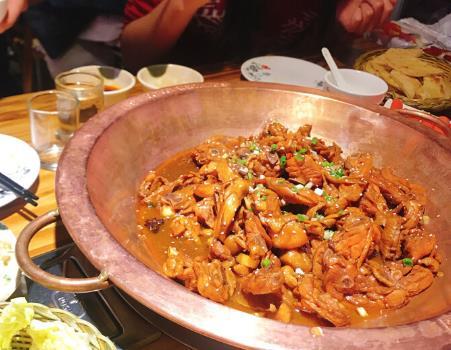 老沧州火锅鸡