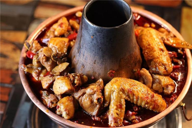 老沧州火锅鸡加盟