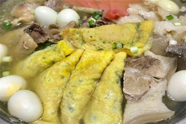 農語曉鎮蛋餃